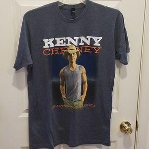 Kenny Chesney 2018 concert tshirt